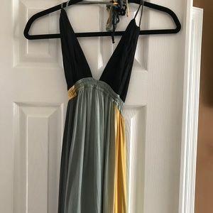 Voom Maxi Dress GORGEOUS size Small